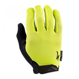 Luvas Body Geometry Sport Gel Long Finger - Masculinas